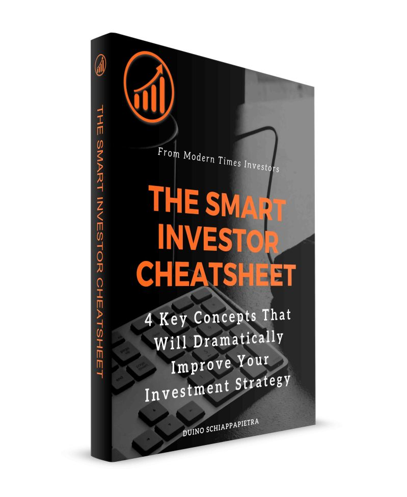 PDF Cover Smart Investor Cheatsheet