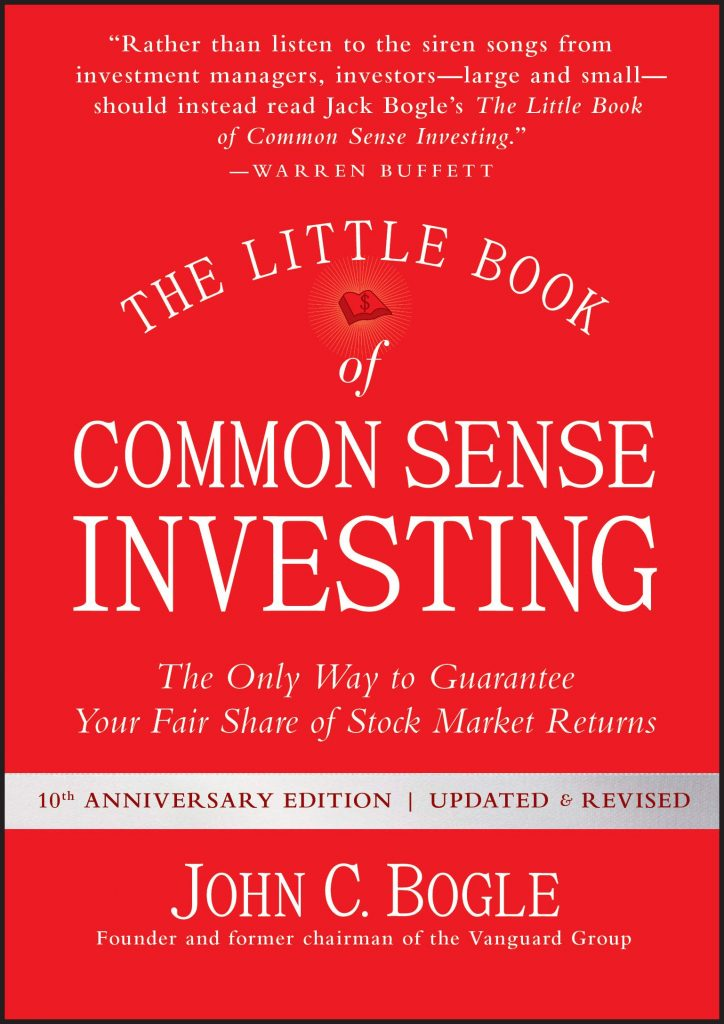 best-investing-books-bogle-little-book-of-common-sense-investing